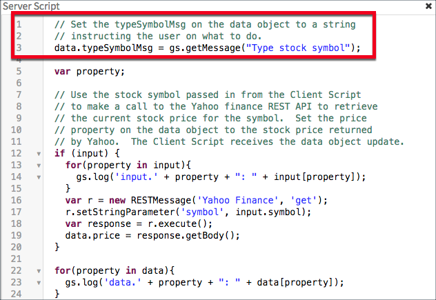 Scripts And Html Stock Widget No Chart